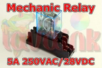 Mechanic Relay Kit 5 A