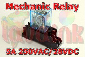 Mechanic Relay Kit 5 A