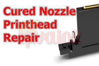 Konica Printhead Repair Service Reparación del cabezal de impresión Druckkopf Reparatur Réparation de têtes d'impression печатающая Ремонт Reparo do cabeçote de impressão