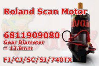 Roland SJ-540 Scan Motor 6811909080   Roland SJ-540 Motor de exploración 6811909080   Roland SJ-540 Scan Motor   Roland SJ-540 Moteur de balayage 6811909080   Roland SJ-540 сканирование двигателя 6811909080   Roland SJ-540 Motor de varredura 6811909080