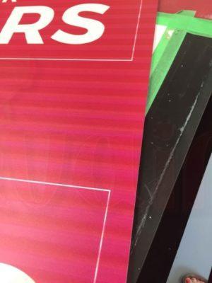 Agfa anapurna 2540 Repair | banding