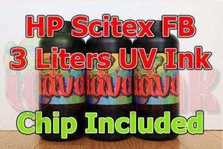 HP Scitex FB 500 UV Ink