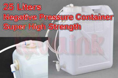 Negative Pressure Container