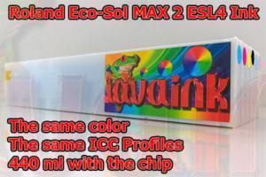 Roland Eco-Sol MAX 2 Ink 440ml wholesale