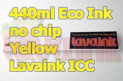 Roland Ink Cartridge Eco Sol Max Yellow 440ml