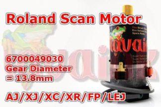 Roland AJ-1000 Scan Motor 6700049030
