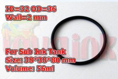 UV O Ring 1X Sub Ink Tank | UV O Ring Sub Ink Tank