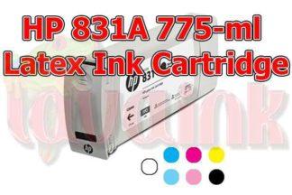 HP 831A 775 ml Latex Ink Cartridge