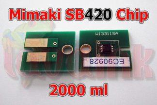 Mimaki SB420 Chip 2000ml