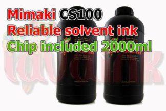 Mimaki CS100 Solvent Ink