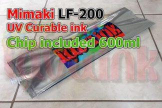Mimaki LF-200 UV Ink SPC-0591 Bag 600ml