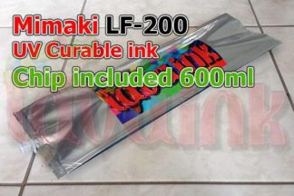Mimaki LF-200 UV Ink SPC-0591 Bag 600ml
