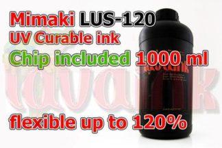 Mimaki LUS-120 UV ink 1000ML bottle