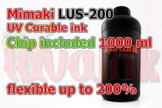 Mimaki LUS-200 UV ink 1000ML bottle