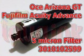 Oce Arizona GT 5 micron Filter 3010102599 | Oce Arizona Filter | Fujifilm Acuity Advance Filter
