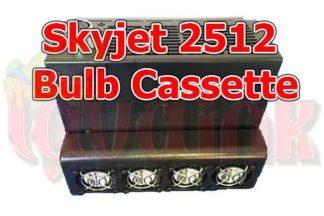 Skyjet 2512 Bulb Cassette