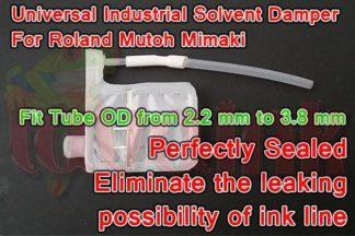 Universal Solvent Damper Big Roland Mimaki Mutoh | Mimaki Mutoh Roland Damper Big