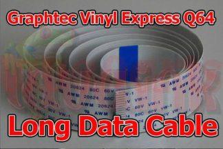 Graphtec Vinyl Express Q64 Data Cable