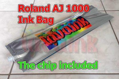 Roland AJ 1000 Ink Bag