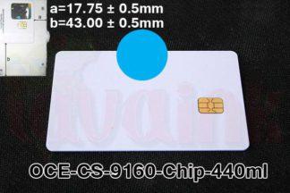 OCE CS 9160 Chip 440ml Cyan