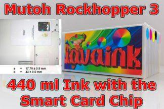 Mutoh Rockhopper 3 Ink