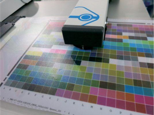 German GMG International Color System