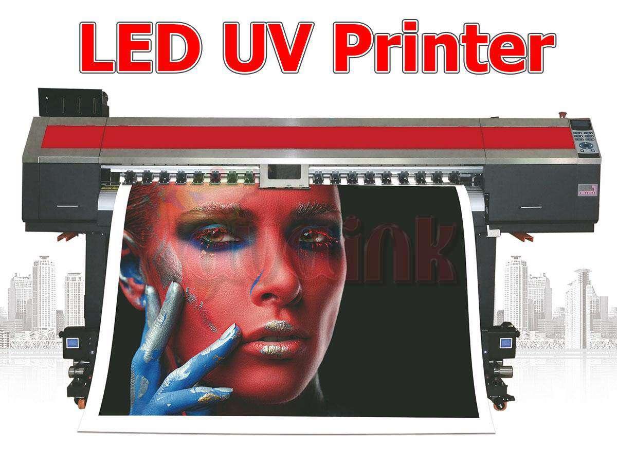 LED UV Printer Toronto | Roll to Roll UV Printer