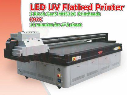 UV Flatbed Printer 2RH4896