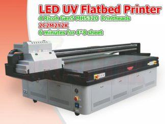 UV Flatbed Printer 4RH4896