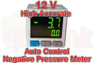 set up uv negative pressure